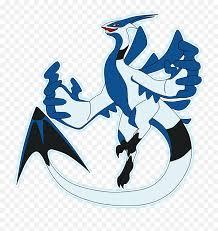 Pokemon Sardonyx - Pokemon Mega Lugia Fanart png - free transparent png  images - pngaaa.com