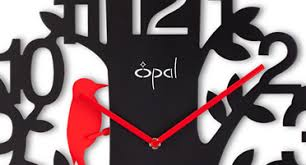 Small Picture Opal Clocks India Designer Wall Clocks Contemporary wall clock