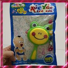 Đồ chơi trẻ em ANTONA, Xúc xắc trống ếch cho bé giảm chỉ còn 25,200 đ