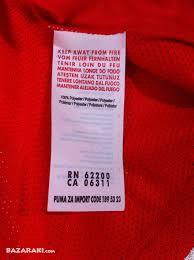 puma 62200. new t-shirt men puma.size xl.red-5 puma 62200 i