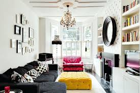 quirky living room furniture. Decoration: Soccer Room Decorations Living Contemporary With Picture Wall Dark Stained Floors Quirky Decoration Flowers Furniture D