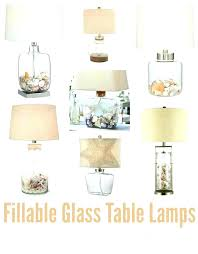 unique beach house lamps and beach house lamps lamps for beach memory keeping display your seas