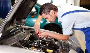 Online Auto Repair Advertisement