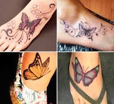 Tatuaggi Farfalle 200 Foto E Idee A Cui Ispirarsi Beautydea