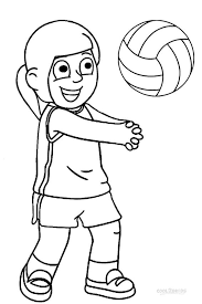 Small Picture 40 best Sports Coloring Pages images on Pinterest Coloring pages