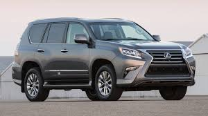 The 2017 Lexus GX 460 Is a Grizzled SUV Holdover - The Drive