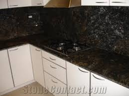 black cosmic leather countertop cosmic black granite countertop