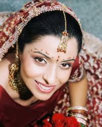 just timeless indian wedding makeup by kim basran
