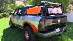 Leitner Designs Gear Pod Xl Active Cargo System Rack By Leitner Designs Transformed The Truck Into An Adventure Rig