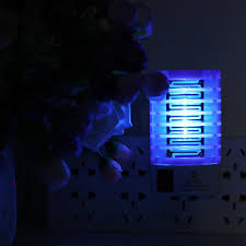 Blue Light Bug Trap China Mosquito Killer Lamps Led Socket Electric Mosquito Fly