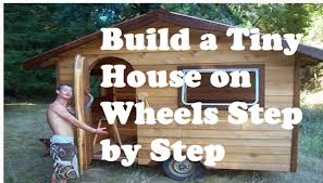 tiny house on wheels builders. How To Build A Tiny House On Wheels Step By Builders R