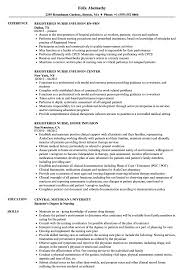 Registered Nurse Infusion Nurse Resume Samples Velvet Jobs