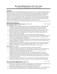 Fbi Resume Template Police Resume Examples Law Enforcement Objective 100 Fbi Sample Law 32
