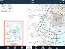 Foreflight Tac Charts How Can I View Information On The Back Of A Tac Chart Or