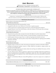 Hr Resume Templates Free Entry Level Hr Resume Objective For Human Resources Shania Jackson 7