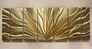 >astonishing silver and gold wall art simple design decor  astonishing silver and gold wall art simple design decor extraordinary designs metal modern review