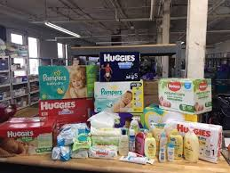 Drive Thru Diaper Donation Collection Event - TAPinto