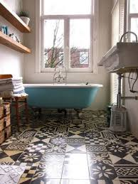 cost of tile for bathroom floor. laying 8\u201dx 8\u201d (200 x 200mm) ceramic glazed floor tiles in your 10\u0027 (3 metre) square kitchen. this has a flat, smooth solid floor, with lino on it which will cost of tile for bathroom 0