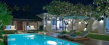3 Bedroom Villa In Seminyak Simple Decorating