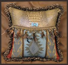Western Decorative Pillows