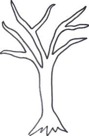 Small Picture Tree Trunk Printable Templates Coloring Pages FirstPalette