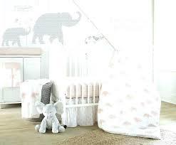 levtex baby night owl 5 piece crib bedding set blush elephants room colors psychology levtex baby