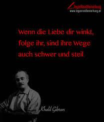Zitate Liebe Khalil Gibran