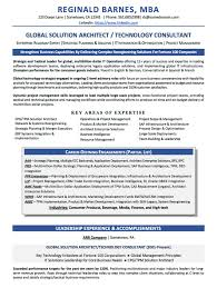 resume examples cv sample resume templates rso resumes 1 global solution architect technology consultant