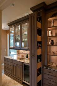 hidden bar furniture. hidden liquor cabinet kitchen traditional with award winning bar beverage furniture e