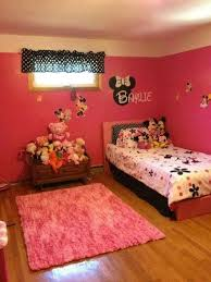 minnie mouse bedroom decor