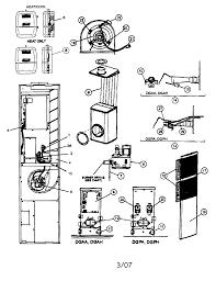 coleman furnace parts model dgaa056bdta sears partsdirect find part by diagram >