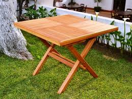 wood folding table plans free ugarelay folding wood table perfect in anywhere