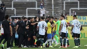 Brezilya - Arjantin maçında 'karantina ihlali' gerekçesiyle sınır dışı  krizi yaşandı - Muhalif Yazar