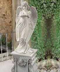 garden angel statues. Monteverde Angel Statue For Garden Statues