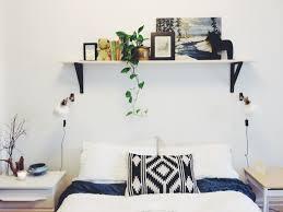 Outstanding Over Bed Shelf Ideas Pics Design Inspiration