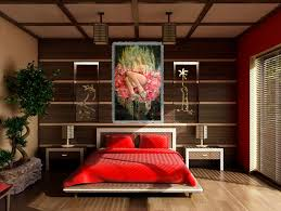 Bedroom:Feng Shui Style For Bedroom Furniture Of Asian Bedroom Style With  Green Bedding Stupendous