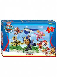 <b>Пазл</b> MAXI 24 эл.Щенячий патруль 90051 <b>STEPpuzzle</b> - купить в ...