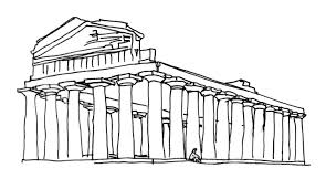 architecture drawing. Greek Architecture Drawings Save Roman Sol R Drawing At Getdrawings Architecture Drawing