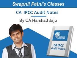 Ipcc Audit Charts Ca Ipcc Audit Notes By Ca Harshad Jaju By Swapnil Patni S