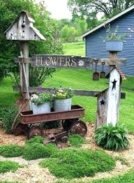 outdoor garden decor. cheap garden decor ideas outstanding outdoor country decoration . c