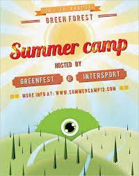Summer Camp Flyer Template Simple 44 Summer Camp Flyer Templates Free JPG PSD ESI InDesign