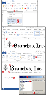 word macros screen5