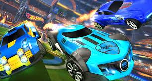 neuer dlc rocket league meets hot wheels vol 2