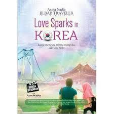 love sparks in korea by asma nadia