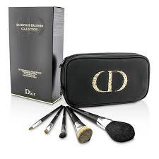 dior backse brushes professional travel brush set powder fluid foundation eyeshadow loading zoom