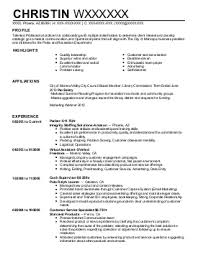 Sample Resume of Director Of Parks And Recreation Resume