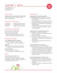Instructional Designer Resume Unique Resume For Design Internship