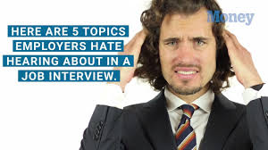 what not to say in a job interview aol uk it s easy to get overwhelmed and nervous at the prospect of an interview for a new job