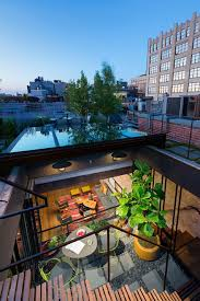 Warehouse Transformed Into Spectacular Loft In NYC - Warehouse loft apartment exterior