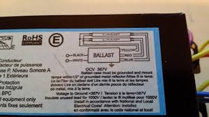 ballast wiring help needed com community forums ballast wiring help needed